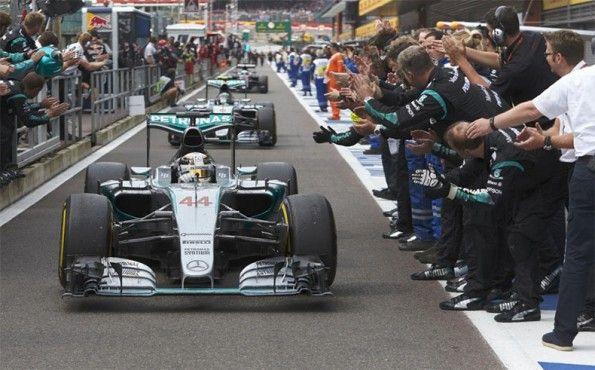 GP F1 Belgio 2015