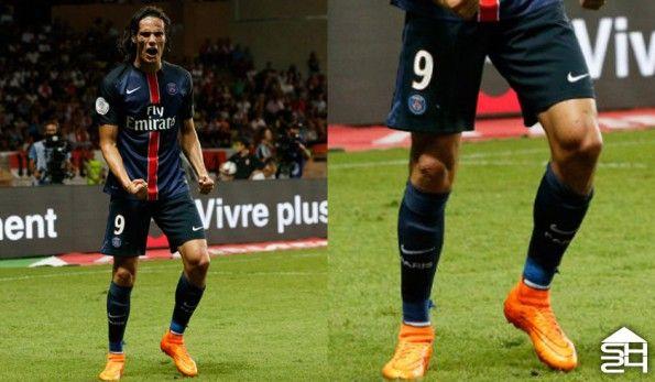 Edinson Cavani (Paris Saint-Germain) - Nike HyperVenom Phantom II