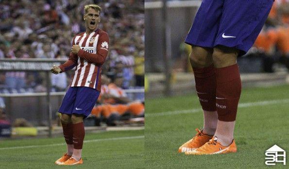 Antoine Griezmann (Atletico Madrid) - Puma evoSpeed SL