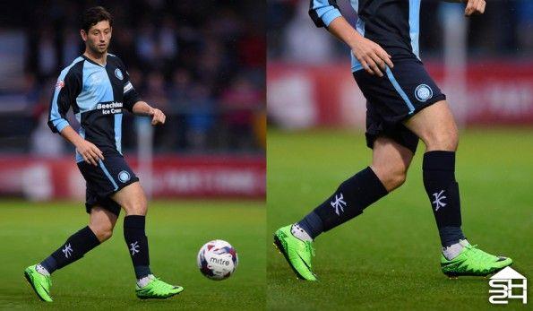 Joe Jacobson (Wycombe Wanderers) - Nike HyperVenom Phinish