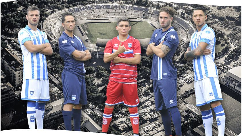Kit Pescara 2015-2016 Erreà