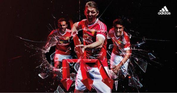 Kit Manchester United 2015-2016