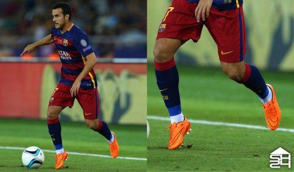 Pedro (Barcellona) - Nike HyperVenom Phinish