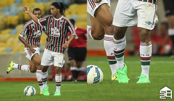 Ronaldinho (Fluminense) - Nike Tiempo Legend