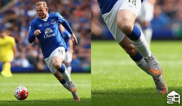 Wayne Rooney (Everton) - Nike HyperVenom Phantom II