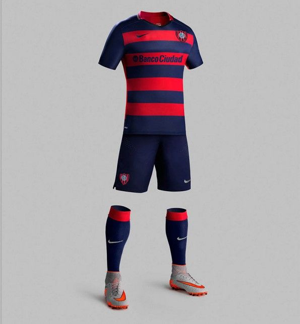 San Lorenzo kit