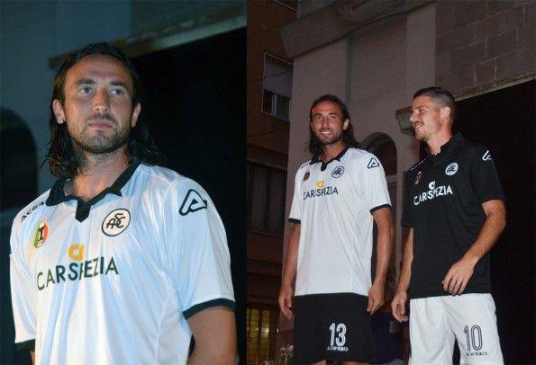 Spezia prima maglia 2015-16