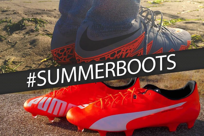 Summerboots, concorso scarpe estate