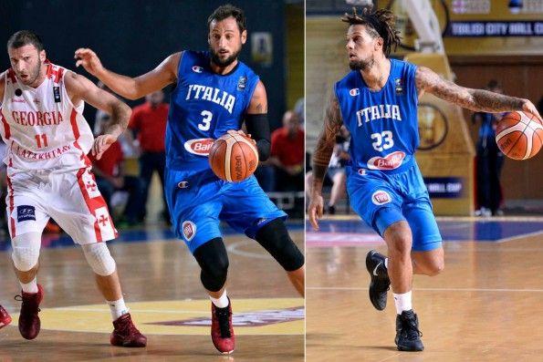 Divisa Italia basket azzurra, Europei 2015