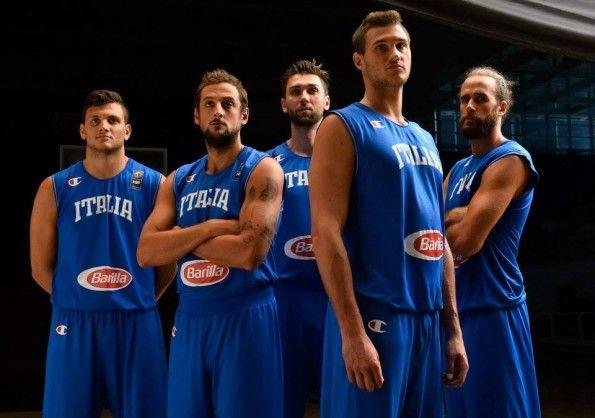 Italia Europei di Basket