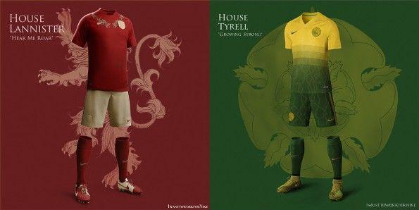 House Lannister House Tyrell Kit