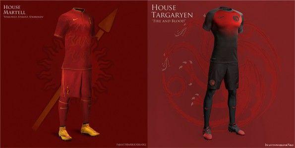 House Martell House Targaryen Kit