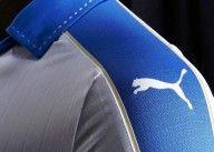 Manica mesh traforato maglia Italia 2016 away