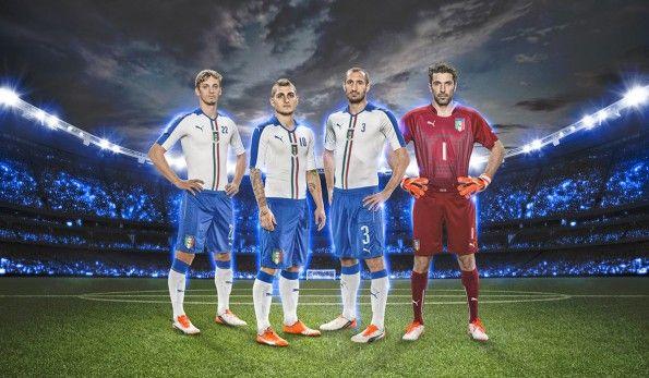 Italia kit away 2016 Puma
