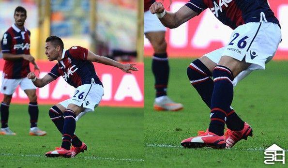 Anthony Mounier (Bologna) - Puma evoSpeed 1.3