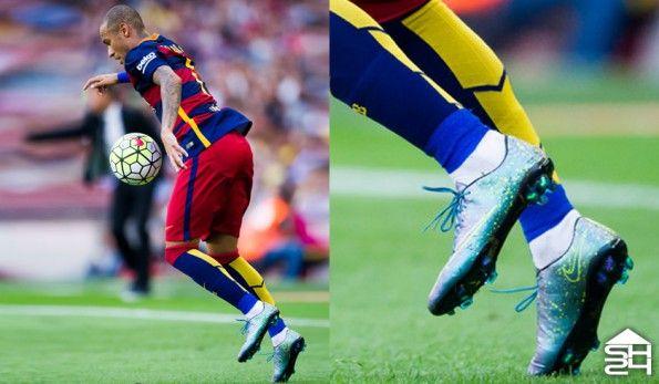Neymar Jr. (Barcellona) - Nike Mercurial Vapor X