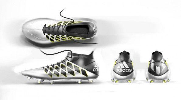 Progettazione scarpe MESSI15