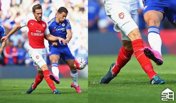Aaron Ramsey (Arsenal) - New Balance Visaro