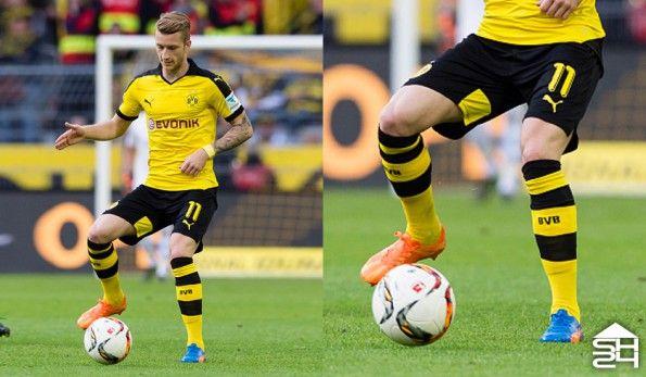 Marco Reus (Borussia Dortmund) - Puma evoSpeed SL H2H