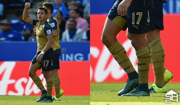 Alexis Sanchez (Arsenal) - Nike Mercurial Superfly IV