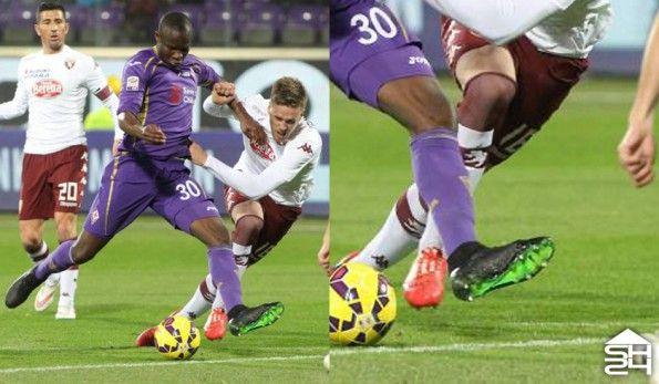 Babacar (Fiorentina) Nike Magista Obra Custom