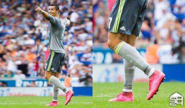 Cristiano Ronaldo (Real Madrid) - Nike Mercurial Superfly IV