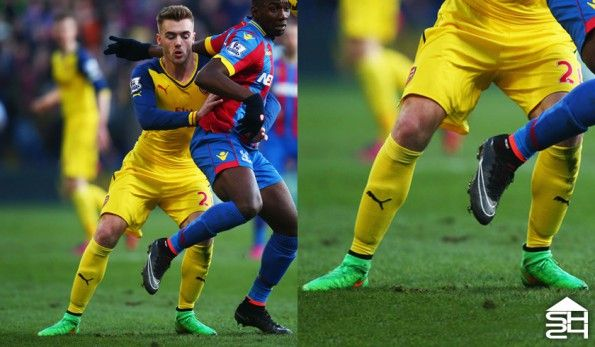 Chambers (Arsenal) Nike Magista Obra #highlight