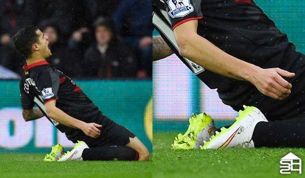 Coutinho (Liverpool) Nike Mercurial Vapor X #whitepack