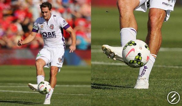Griffiths scarpe Predator White