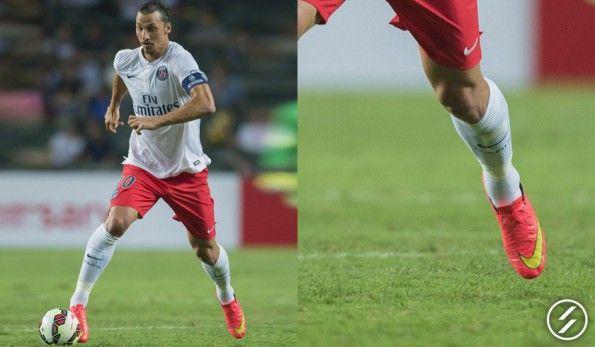 Ibrahimovic scarpini Vapor Nike