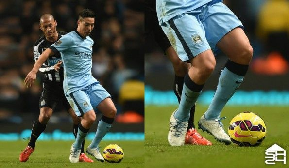 Nasri (Manchester City) New Balance