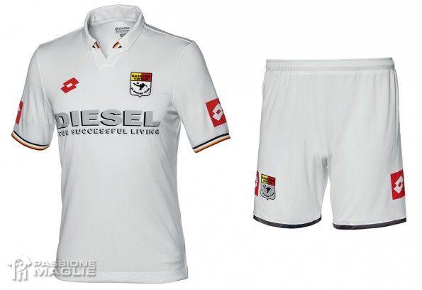 Seconda maglia Bassano Virtus 2015-2016