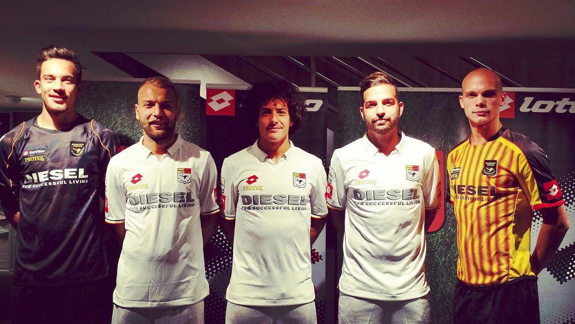 Presentazione maglia away Bassano Virtus 2015-16