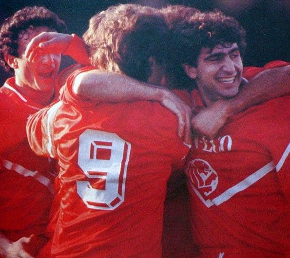 Brescia away 1985-1986