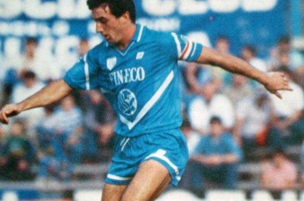 Brescia home 1985-1986