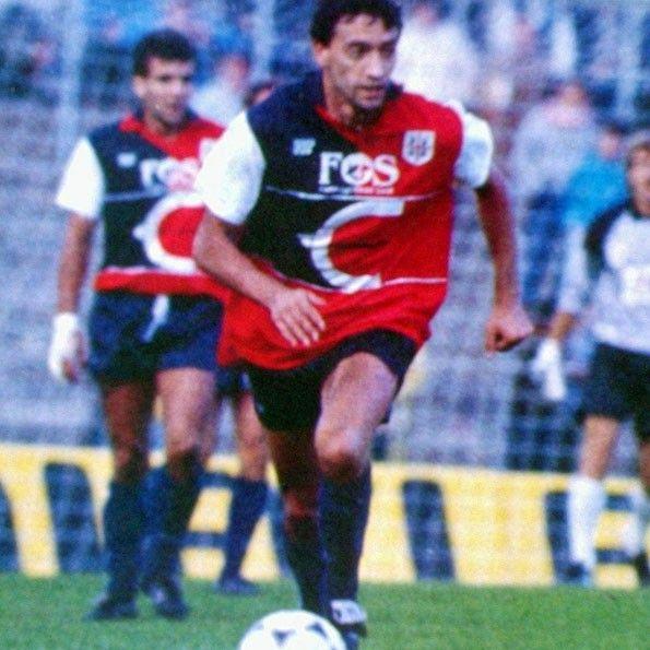 Cagliari home, 1985.