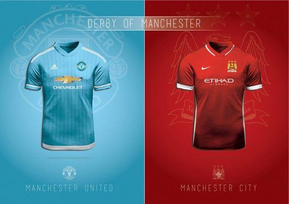 Cambio Maglia Manchester City United