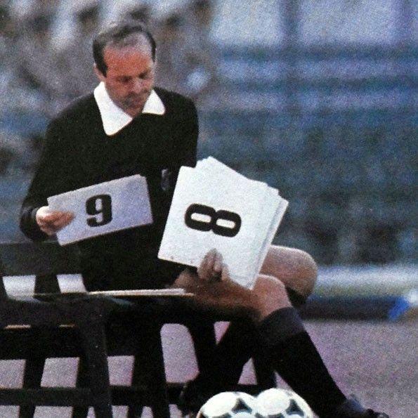 Paolo Casarin, arbitro, sostituzioni, anni 1980