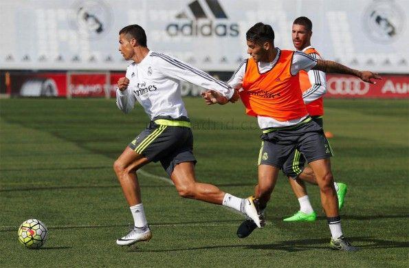 Allenamento Ronaldo Superfly speciali