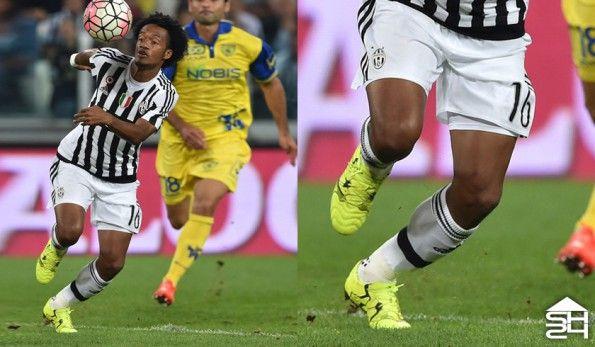 Juan Cuadrado (Juventus) - adidas X 15.1