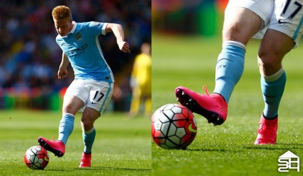 Kevin De Bruyne (Manchester City) - Nike Mercurial Superfly IV