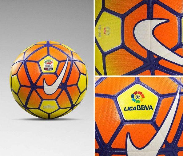 Dettaglio pallone Ordem 3 Hi-Vis Nike