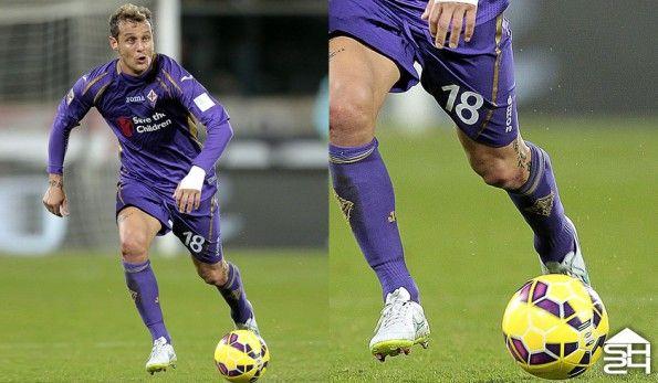 Alessandro Diamanti (Fiorentina) Nike Tiempo Legend V