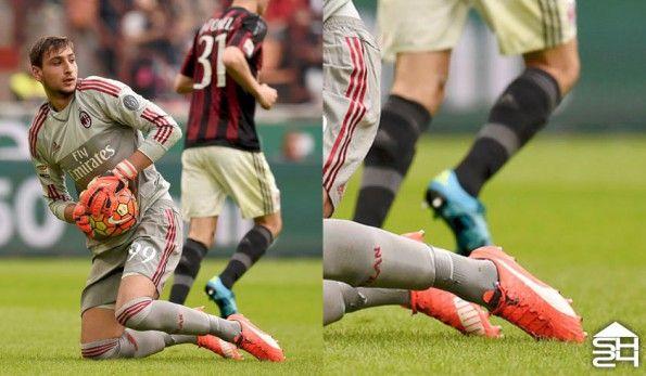 Gianluigi Donnarumma (Milan) - Puma evoSpeed 1.4