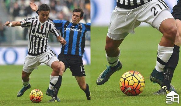 Paulo Dybala (Juventus) - Nike Mercurial Superfly IV