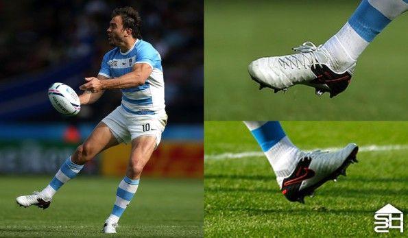 Juan Martin Hernandez (Rugby Argentina) - Nike Tiempo Legend VI