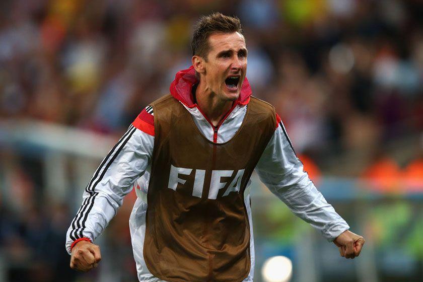 Klose ai Mondiali 2014