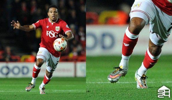 Korey Smith (Bristol City) - Nike HyperVenom Phantom
