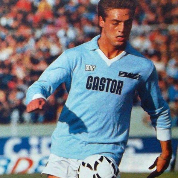Lazio home 1985-1985. Francesco Dell'Anno