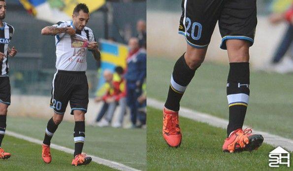 Francesco Lodi (Udinese) - adidas X 15.1